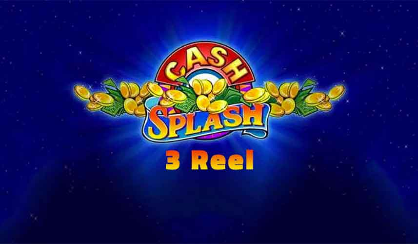 CashSplash 3 Reel